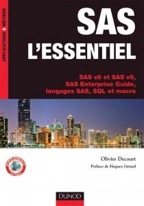 couverture SAS L'Essentiel, éd Dunod