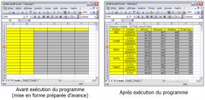 Export de SAS vers Excel 12